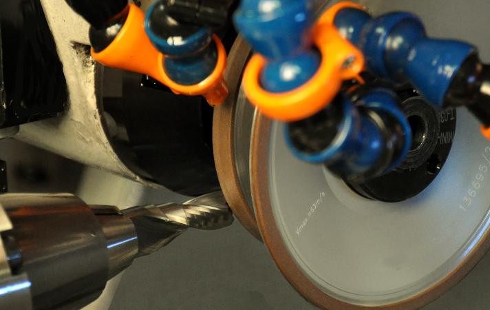 flute grinding