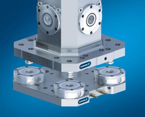 Schunk workholding solutions