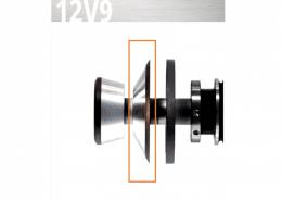 12V9 gashing wheel