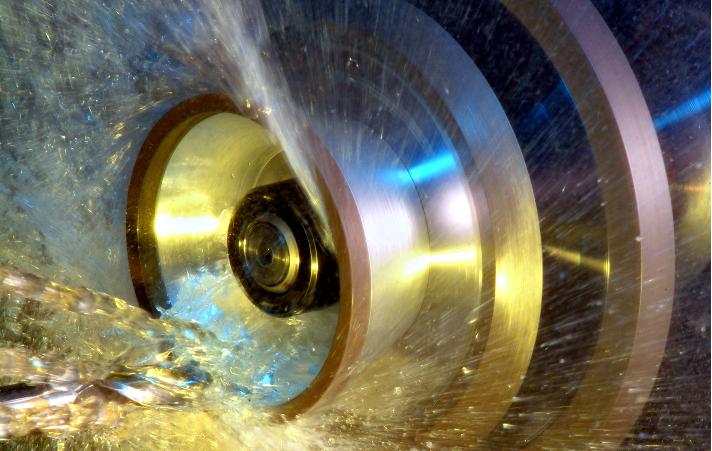 Tool grinding wheels at Toolroom Solutions.