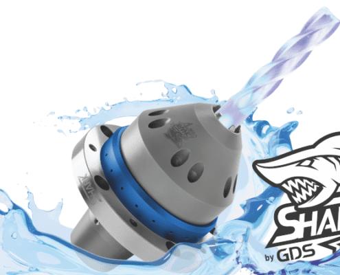 GDS SHARK 5-jaw automatic chuck