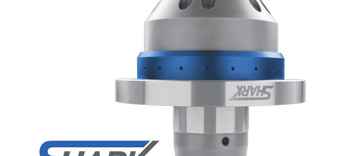 SHARK 5-jaw tool grinding chuck